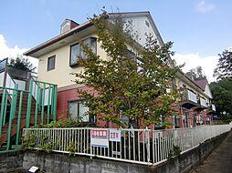 東京都八王子市滝山町2丁目の賃貸アパートの外観