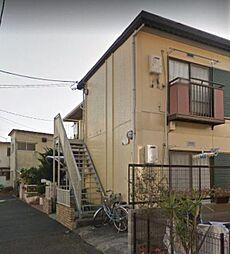 東京都杉並区阿佐谷北3の賃貸アパートの外観