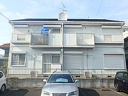 埼玉県さいたま市見沼区深作2丁目の賃貸アパートの外観