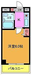 千葉県浦安市富士見5の賃貸マンションの間取り