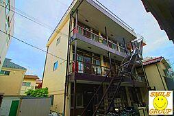 千葉県市川市平田3丁目の賃貸マンションの外観