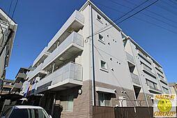 渋谷レジデンス[303号室]の外観