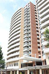 河田町コンフォガーデン2号棟[12階]の外観