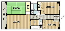 狭山ヶ丘駅 6.0万円