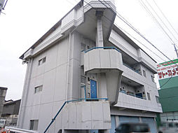 栃木県宇都宮市竹林町の賃貸マンションの外観