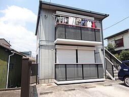 神奈川県横浜市南区堀ノ内町1丁目の賃貸アパートの外観