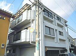 兵庫県明石市野々上2丁目の賃貸マンションの外観