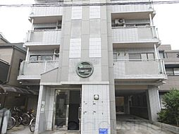大阪府堺市北区百舌鳥赤畑町2丁の賃貸マンションの外観
