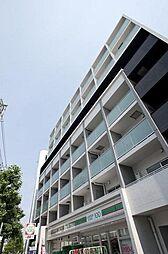ウィスティリア高津[2階]の外観