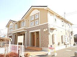 Live有泉C[2階]の外観