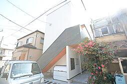 大阪府堺市堺区昭和通2丁の賃貸アパートの外観