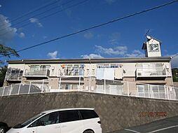 ベルハウス自由ヶ丘IIA[1号室]の外観