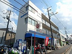 大阪府箕面市桜井3丁目の賃貸マンションの外観