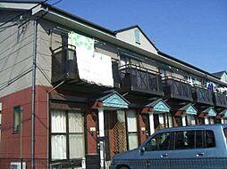 滋賀県東近江市小脇町の賃貸アパートの外観