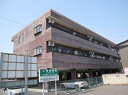 栃木県栃木市日ノ出町の賃貸マンションの外観