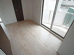 プリオーレ神戸大開通の間仕切り開け広げて開放感アップ