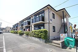 サンハイム湘南B[1階]の外観