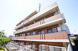 埼玉県志木市幸町4丁目の賃貸マンションの外観
