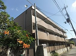 大阪府豊中市岡町南1丁目の賃貸マンションの外観