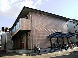 大阪府豊中市庄内栄町3丁目の賃貸アパートの外観