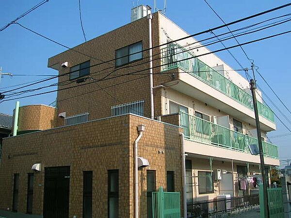 兵庫県伊丹市桜ケ丘1丁目の賃貸マンションの外観