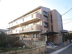 岡山県倉敷市玉島長尾の賃貸マンションの外観