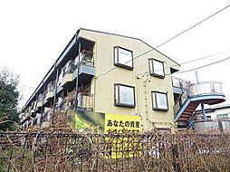 東京都東村山市久米川町3丁目の賃貸マンションの外観