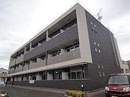 埼玉県吉川市美南3丁目の賃貸マンションの外観