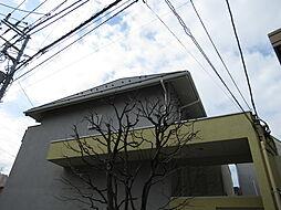東京都品川区大井5丁目の賃貸アパートの外観