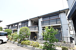大阪府堺市西区浜寺船尾町東4丁の賃貸アパートの外観