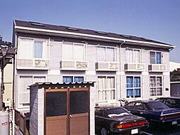 埼玉県川口市芝西1丁目の賃貸アパートの外観