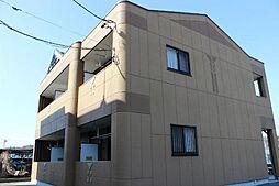 ソレイユIII番館[2階]の外観