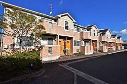 大阪府羽曳野市伊賀4丁目の賃貸アパートの外観