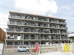 東京都江戸川区西一之江2丁目の賃貸マンションの外観