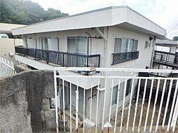 東京都日野市程久保3の賃貸アパートの外観