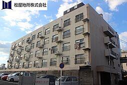 愛知県豊橋市西小田原町の賃貸マンションの外観