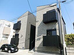 千葉県千葉市中央区今井3丁目の賃貸アパートの外観