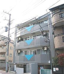 月村マンションNo19[1階]の外観