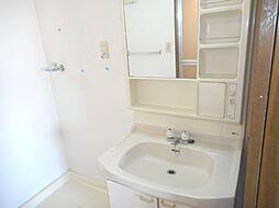 さくら館の洗面所