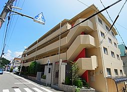 兵庫県神戸市兵庫区熊野町5丁目の賃貸マンションの外観