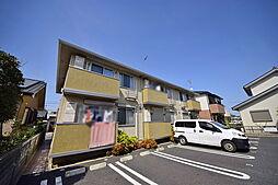 JR武蔵野線 新三郷駅 バス15分 彦川戸一丁目下車 徒歩5分の賃貸アパート