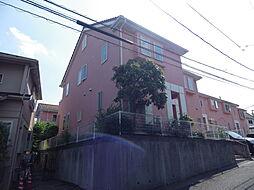 [テラスハウス] 東京都八王子市みなみ野3丁目 の賃貸【/】の外観