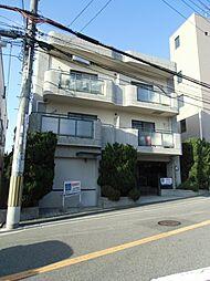 大阪府豊中市服部本町1丁目の賃貸マンションの外観