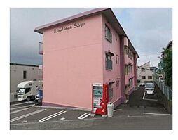 静岡県富士市大淵の賃貸マンションの外観