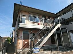 千葉県市原市東国分寺台2丁目の賃貸アパートの外観