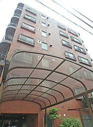 東京都文京区千石2丁目の賃貸マンションの外観