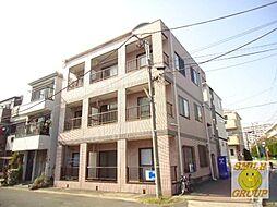千葉県市川市新井1丁目の賃貸マンションの外観