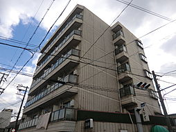 大阪府大阪市生野区生野東1丁目の賃貸マンションの外観