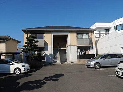外観,2LDK,面積53.28m2,賃料5.3万円,,,熊本県八代市麦島西町5-9