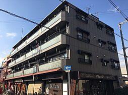 サニープレイス住之江[4階]の外観